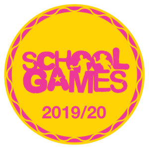 School Games 19-20 logo