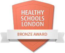 Healthy Schools London bronze logo